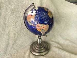 Semi Precious Stone Globe Manufacturers