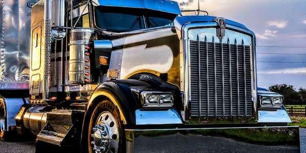 半卡车配件 制造商