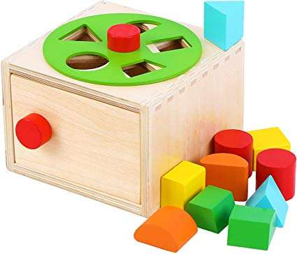 Shape Sorting Box Manufacturers