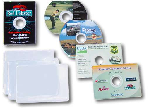 Shaped Cd Card Manufacturers
