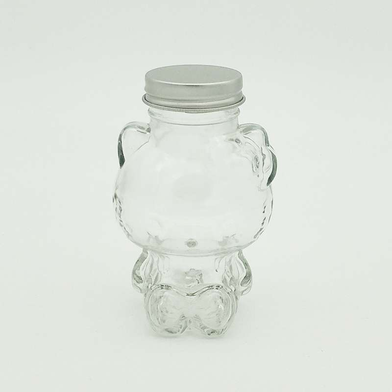 Shaped Glass Jar Manufacturers