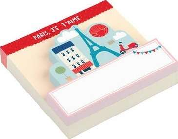 Shaped Memo Pad Manufacturers