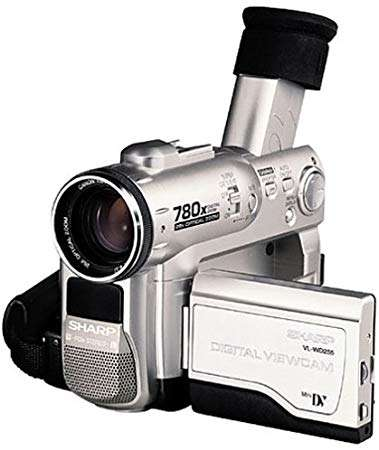 Sharp Digital Camcorder Manufacturers