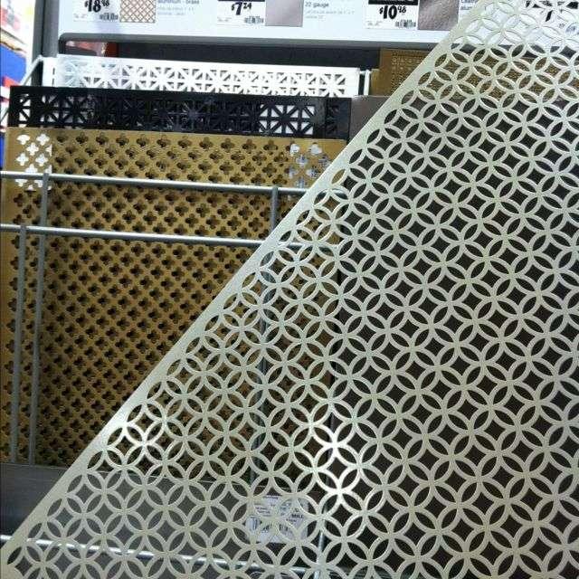 Sheet Metal Decorative Manufacturers