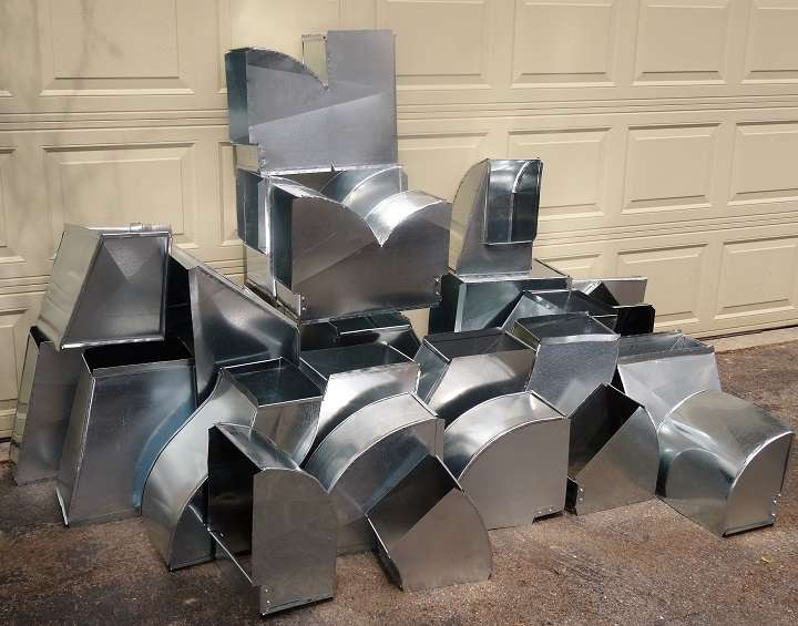 Sheet Metal Duct Fitting Manufacturers