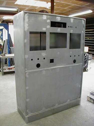 Sheet Metal Equipment Enclosure Manufacturers