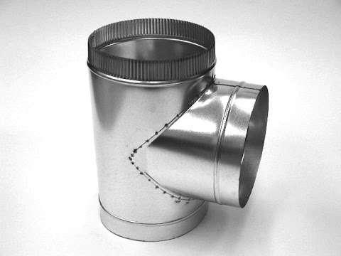 Sheet Metal Fabrication Pipe Manufacturers