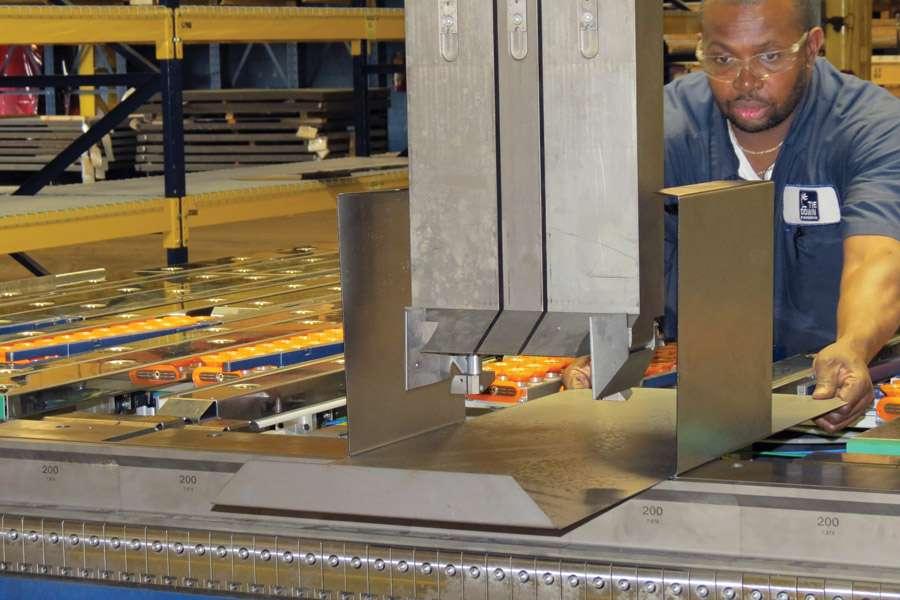 Sheet Metal Fabricator Bending Manufacturers