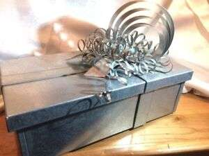 Sheet Metal Gift Box Manufacturers