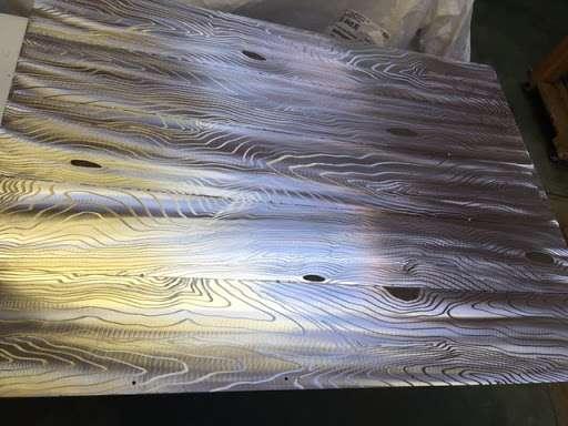 金属薄板 制造商