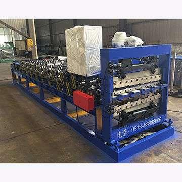 Sheet Metal Machinery Wall Manufacturers