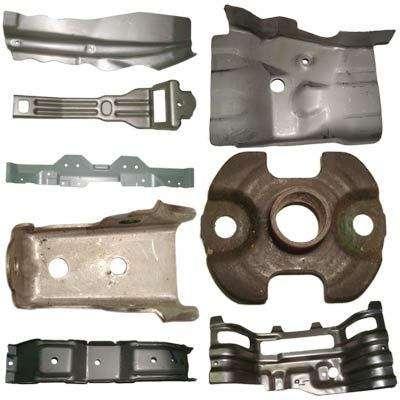 Sheet Metal Part Car Manufacturers