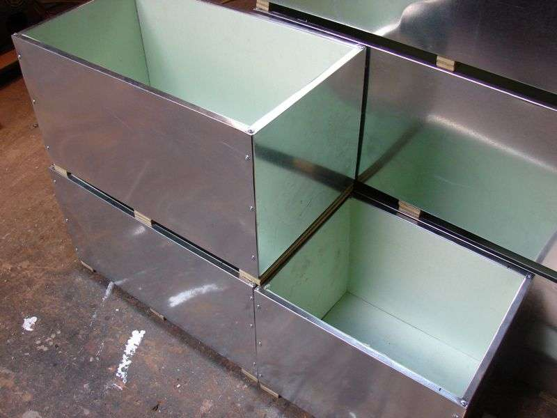 Sheet Metal Planter Manufacturers