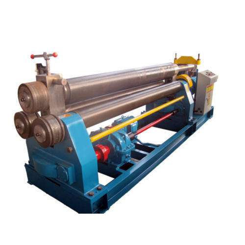 Sheet Metal Plate Rolling Machine Manufacturers