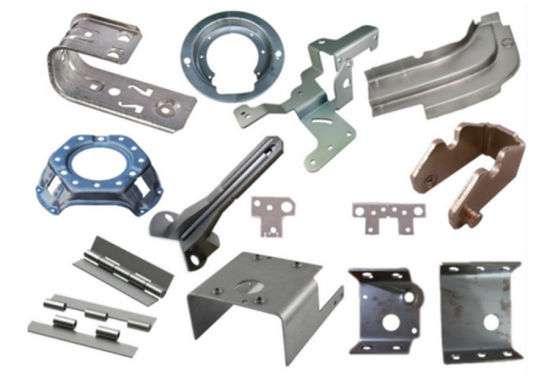 Sheet Metal Press Part Manufacturers