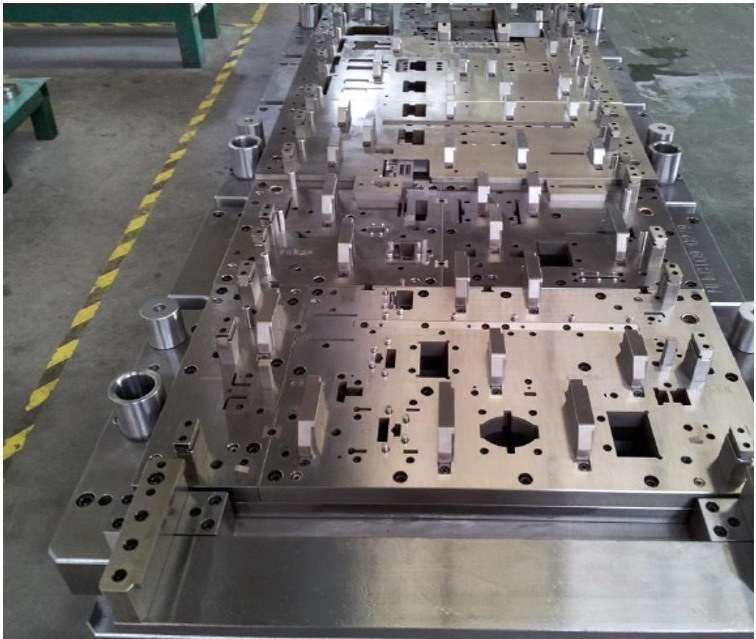 Sheet Metal Progressive Stamping Manufacturers