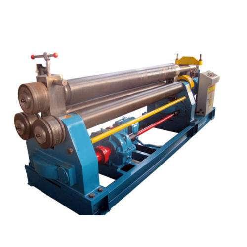 Sheet Metal Rolling Equipment Manufacturers