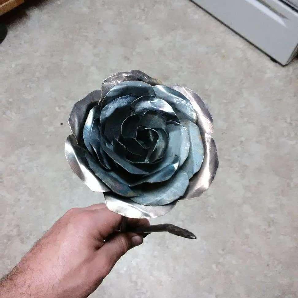 Sheet Metal Rose Manufacturers