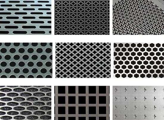 Sheet Metal Screen Manufacturers