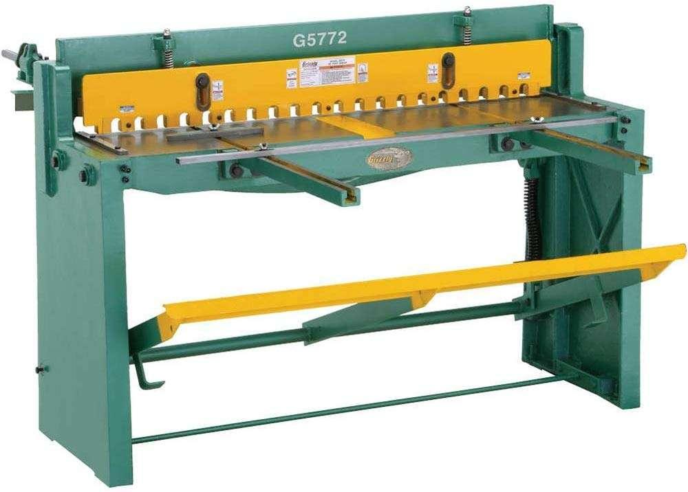 Sheet Metal Sheer Manufacturers