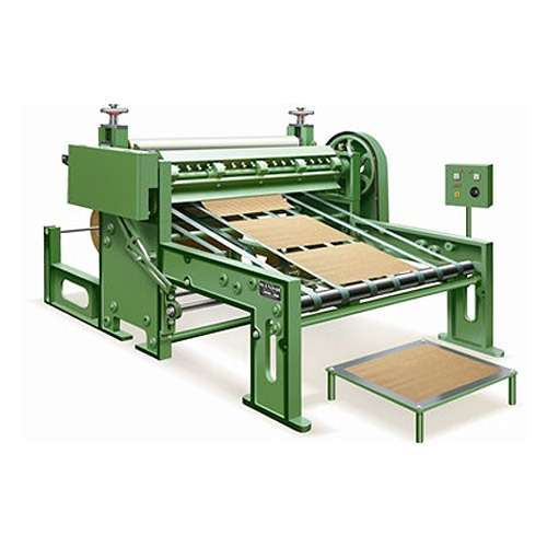 Sheet Paper Corrugated Machine Manufacturers