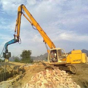 Sheet Piling Machinery Manufacturers