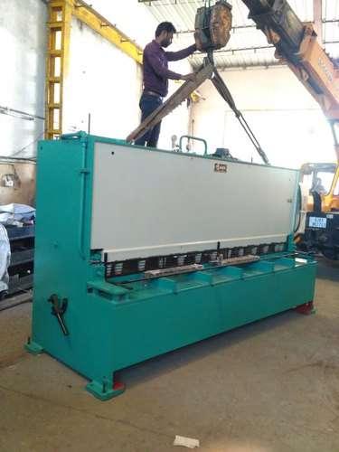 Sheet Plate Cutting Machine Manufacturers