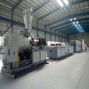 Sheet Profile Production Line Manufacturers