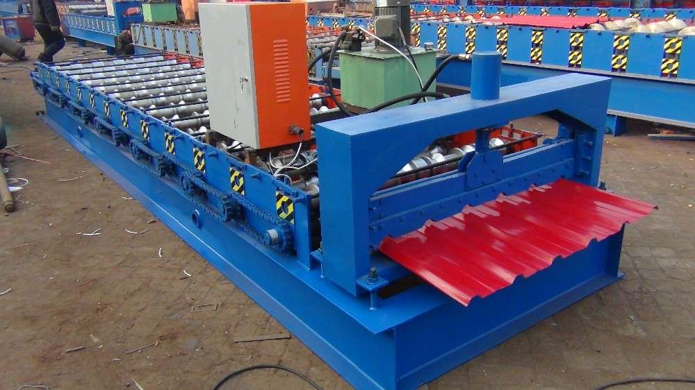 Sheet Profiling Machine Manufacturers