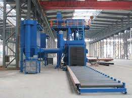Sheet Shot Blasting Machine Manufacturers