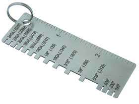 Sheet Steel Gauge Thickness Manufacturers