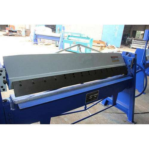 Sheet Steel Machinery Manufacturers