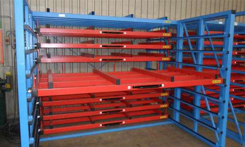 Sheet Steel Storage Rack Manufacturers