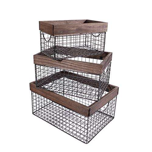 Shelf Metal Basket Manufacturers