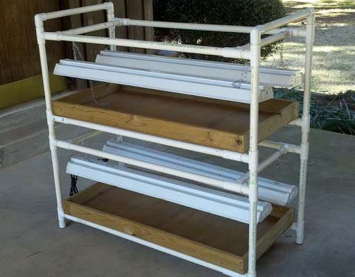 Shelf Pvc Rack Manufacturers