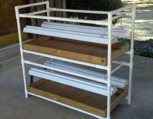 Shelf Pvc Rack Manufacturers