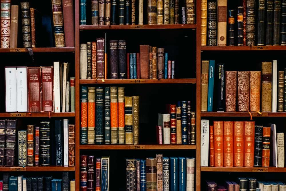 Shelving Book Library Manufacturers