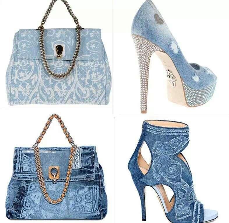 Shoe Jean Handbag Manufacturers