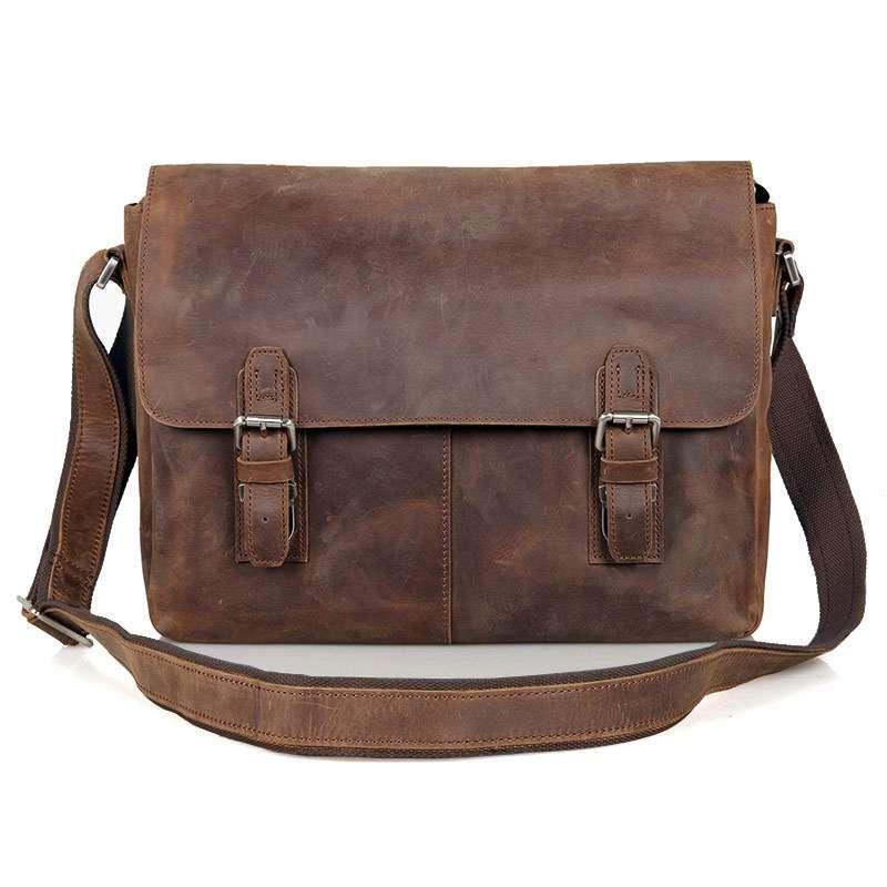 Shoulder Bag Leather Man Manufacturers