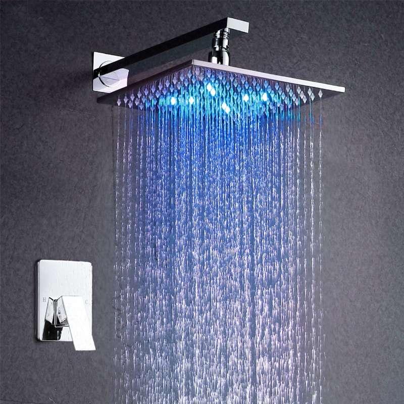 Shower Set Led Manufacturers