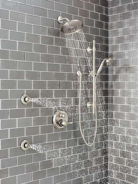 Shower Spray Wall Manufacturers