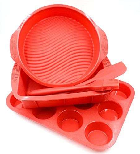 Silicon Cake Mold Set Manufacturers
