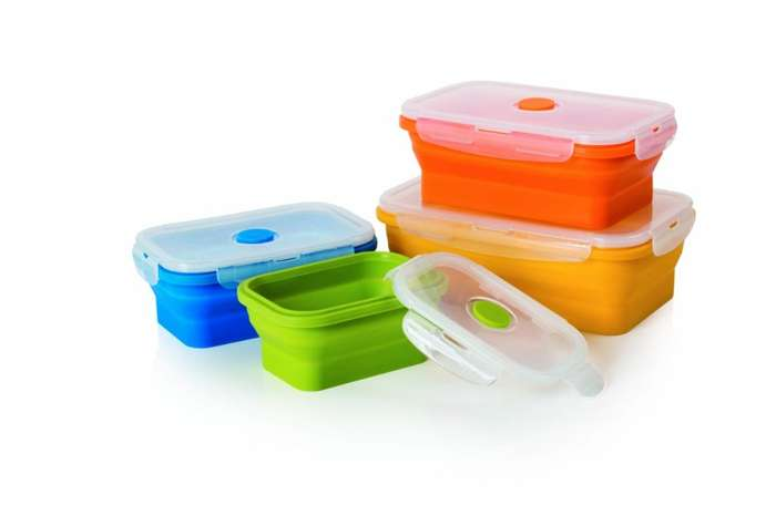 Silicon Food Container Manufacturers