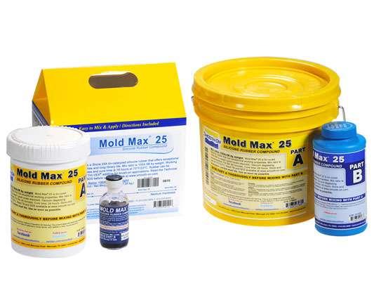 硅橡胶模具 制造商