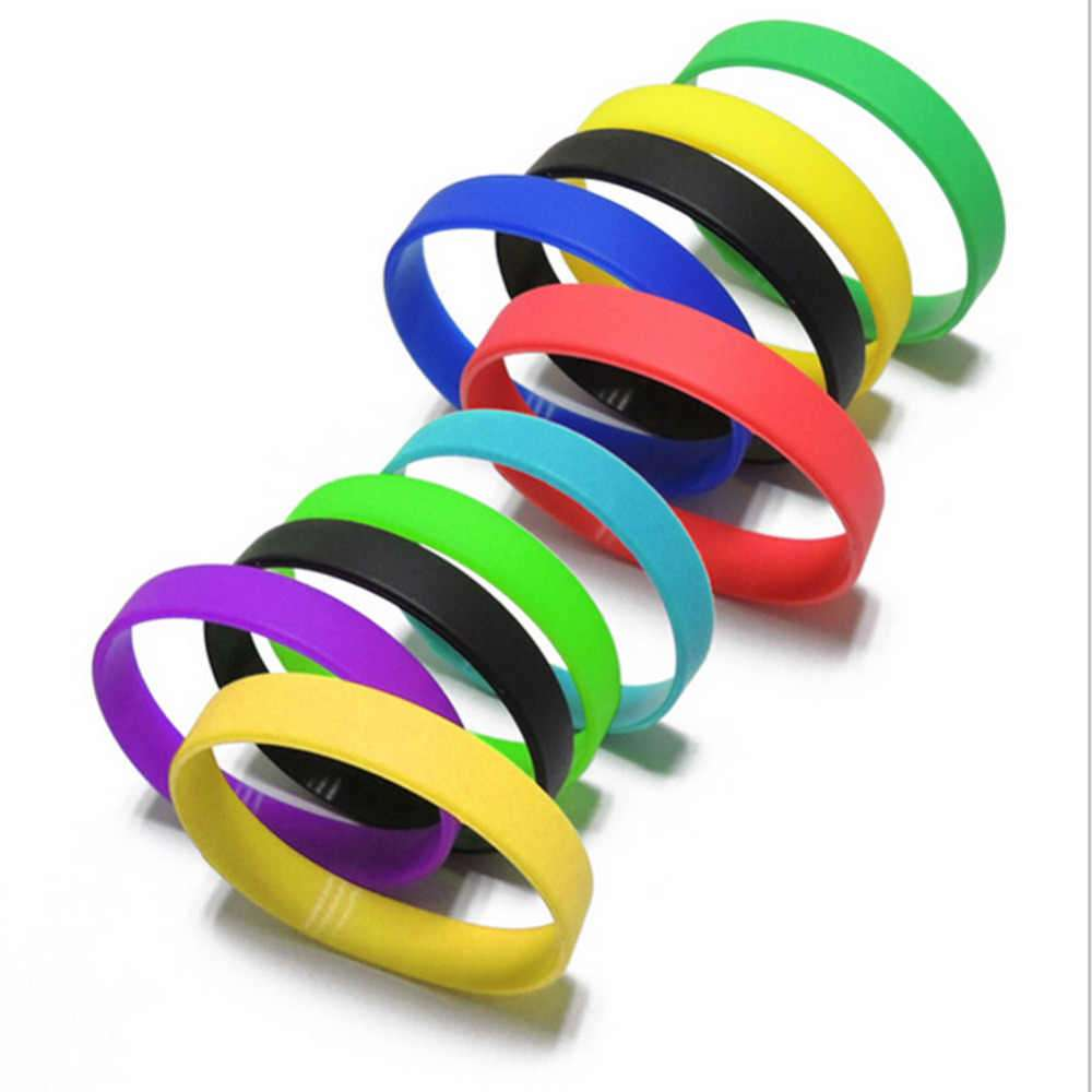 Silicon Rubber Bracelet Manufacturers