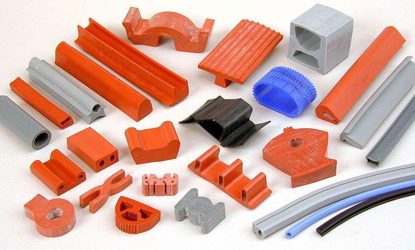 硅橡胶挤出 制造商