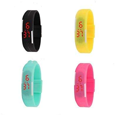 Silicon Rubber Jelly Bracelet Manufacturers