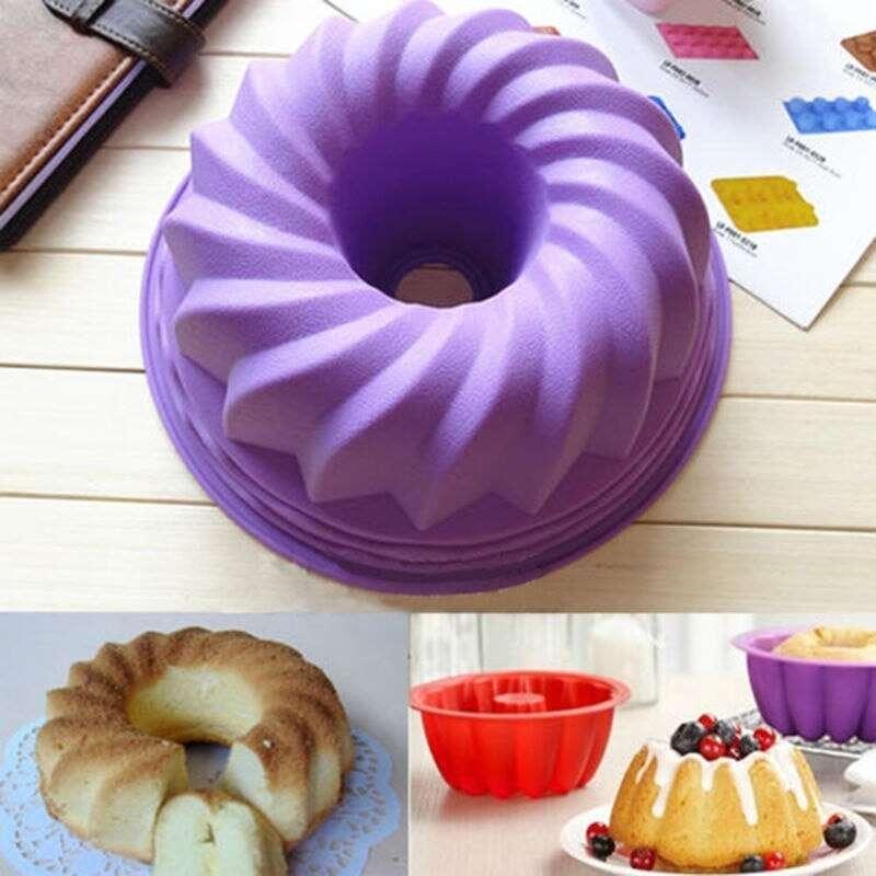 硅胶烤盘-蛋糕模 制造商