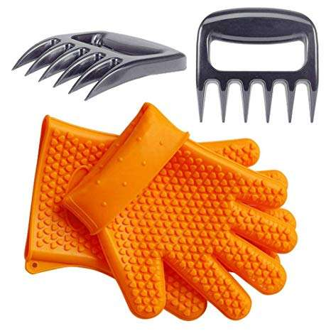 Silicone Bbq Tool Manufacturers
