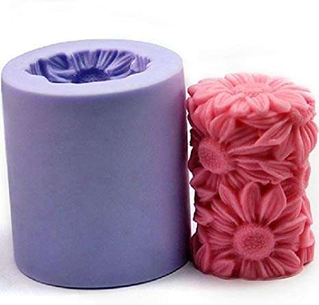 硅胶蜡烛模具 制造商